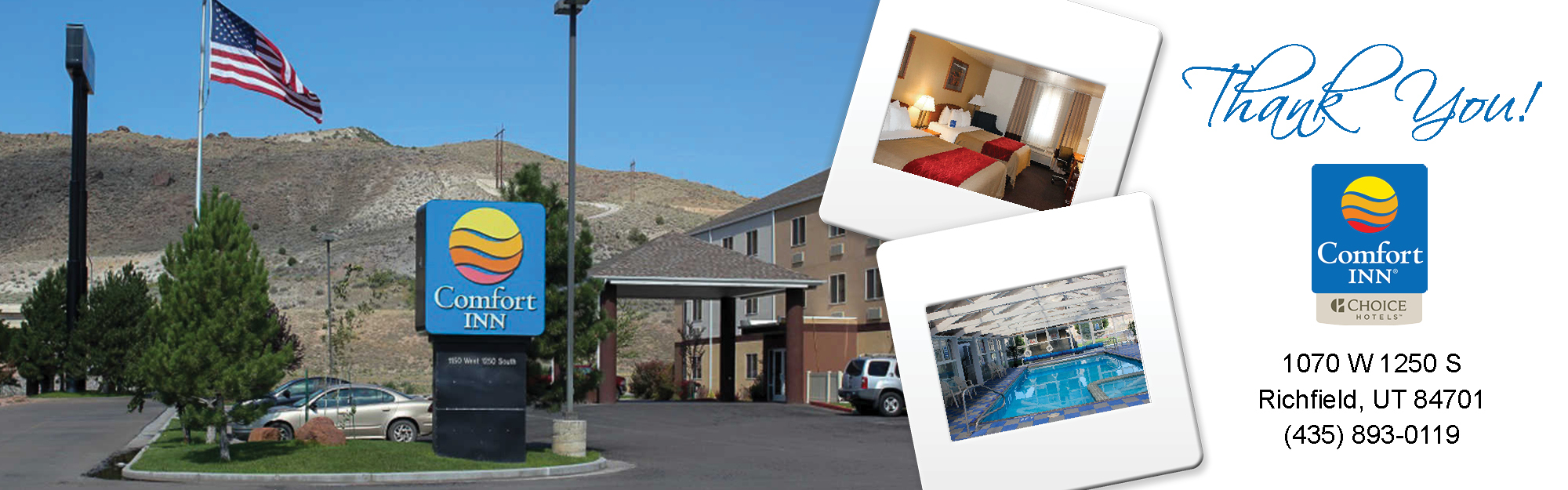 Guest Feedback Comfort Inn Richfield Pet Friendly Richfield Ut